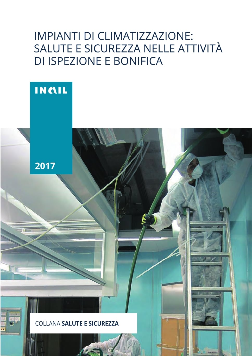 INAIL BOOKLET ABOUT SAFETY